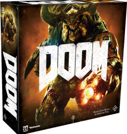 Fantasy Flight Games Doom: The Board Game Second Edition