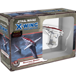 Fantasy Flight Games Star Wars X-Wing 1.0 Resistance Bomber
