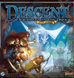Fantasy Flight Games Descent Journeys in the Dark 2nd Ed