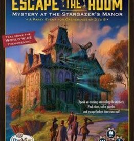 ThinkFun Escape the Room: Stargazer's Manor