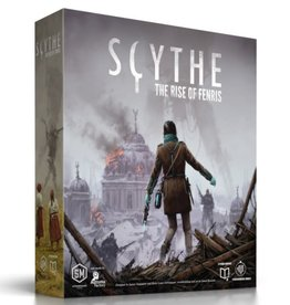 Stonemaier Games Scythe: The Rise of the Fenris