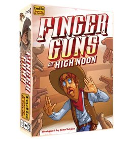 Indie Boards and Cards Finger Guns at High Noon