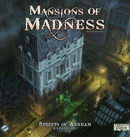 Fantasy Flight Games Mansions of Madness: Streets of Arkham
