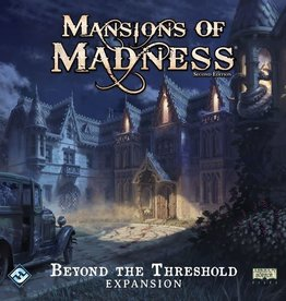 Fantasy Flight Games Mansions of Madness: Beyond the Threshold