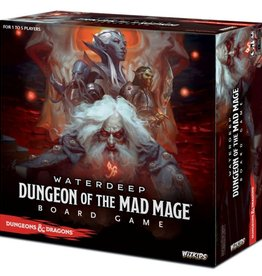WizKids D&D: Dungeon of the Mad Mage Board Game