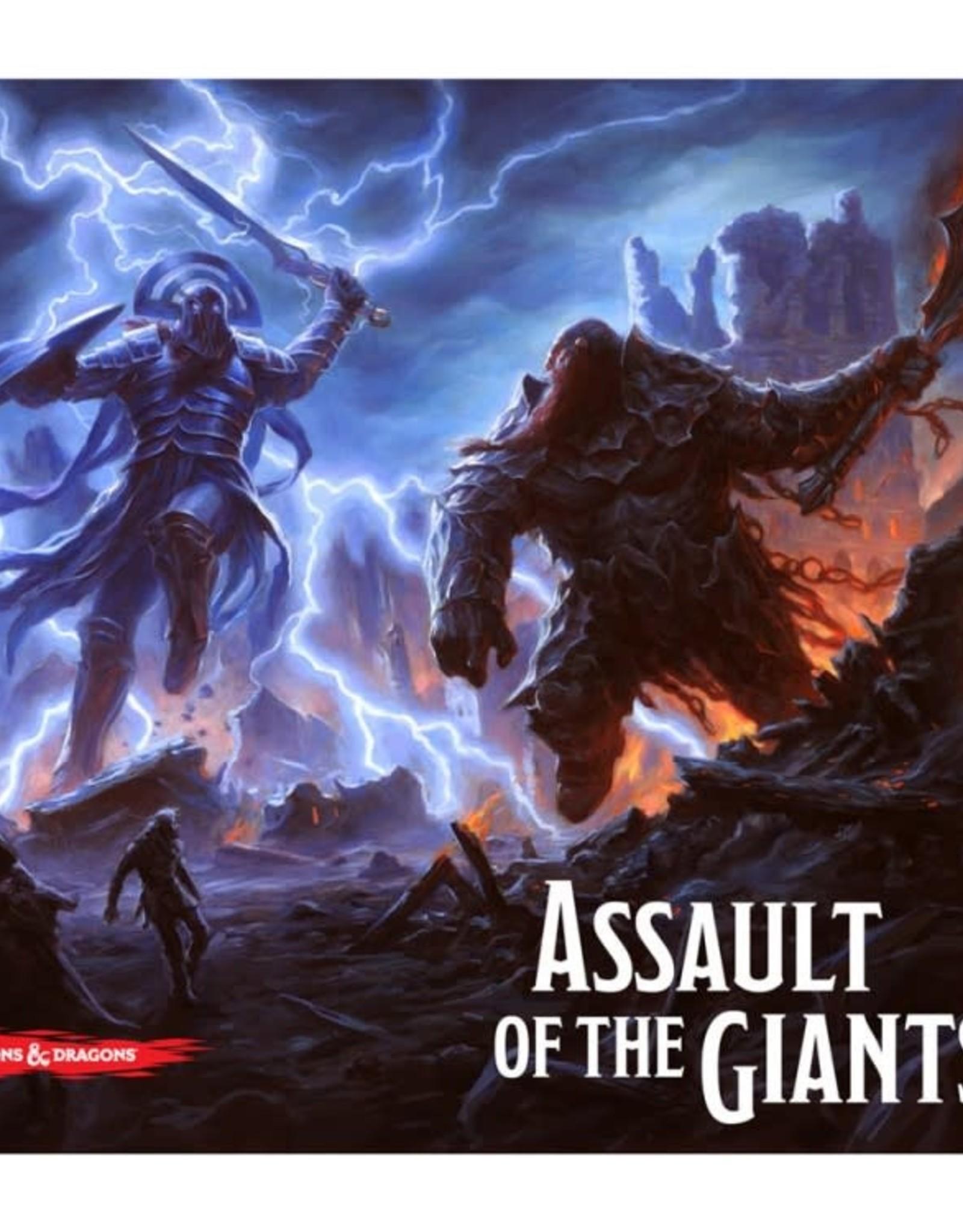 WizKids D&D: Assault of the Giants Board Game