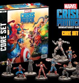 Asmodee Marvel Crisis Protocol Core Box