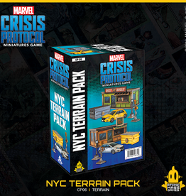Atomic Mass Games Marvel CP: NYC Terrain Expansion