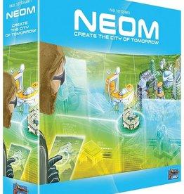 Asmodee Neom: Create the City of Tomorrow