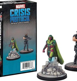 Asmodee Marvel Crisis Protocol Vision & Winter Soldier