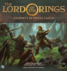 Fantasy Flight Games Lord of the Rings Journeys in Middle-Earth