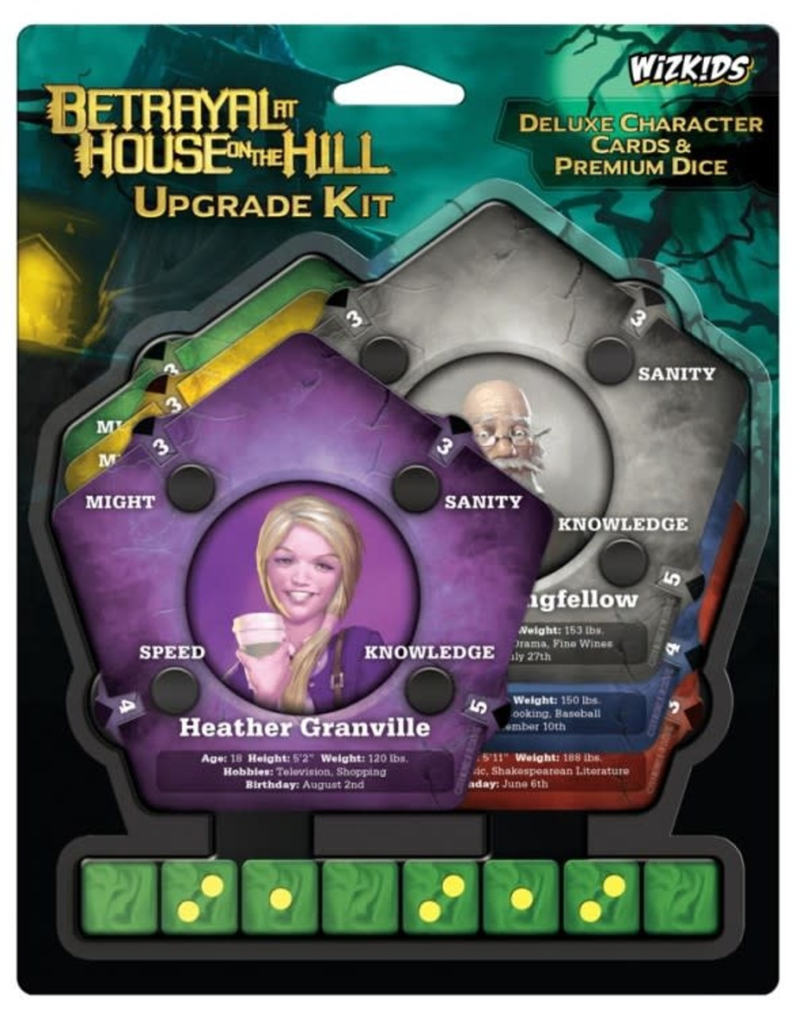 WizKids Betrayal at House Upgrade Kit