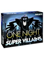 Bézier Games One Night Ultimate Super Villains