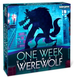 Bézier Games One Week Ultimate Werewolf