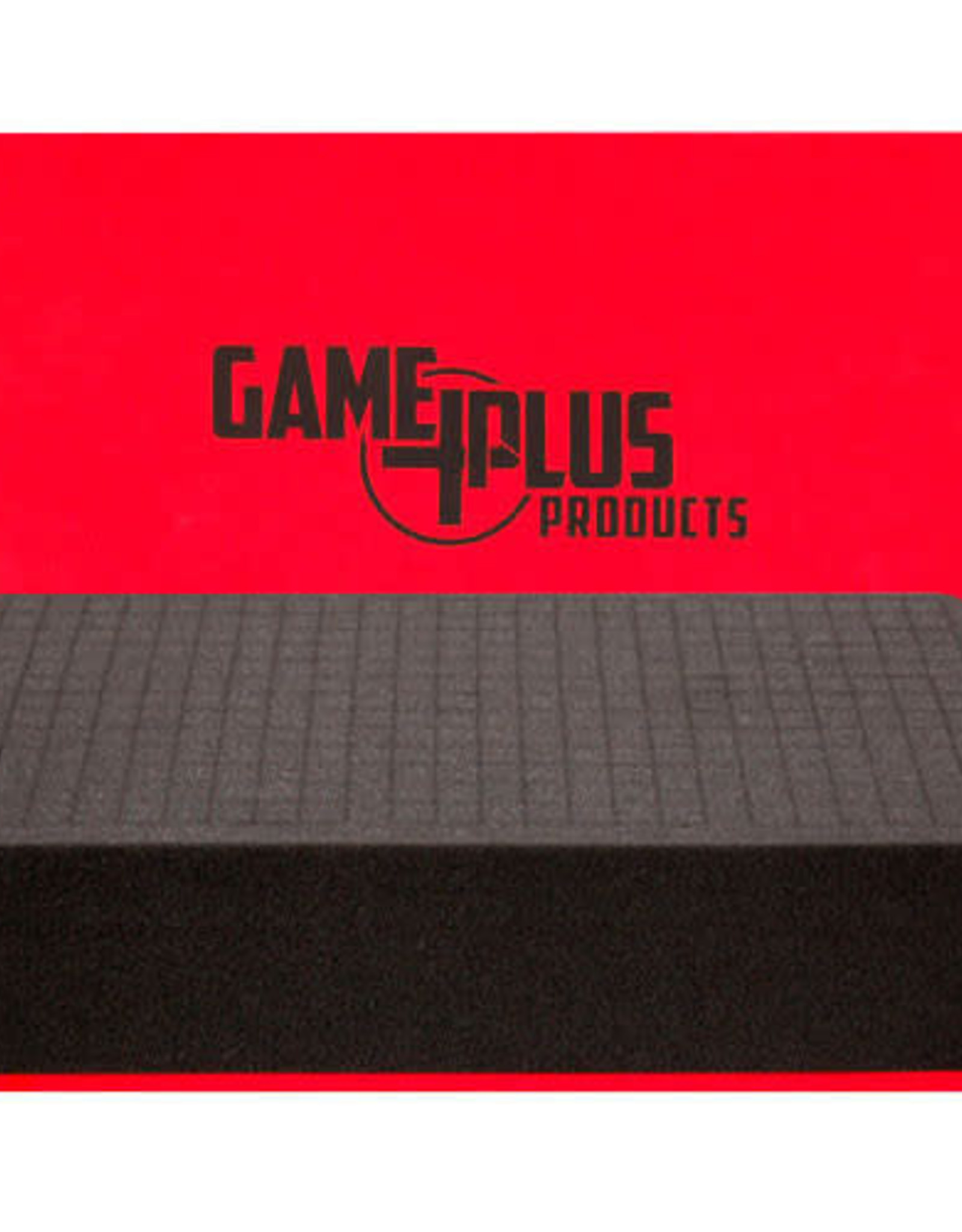 Game Plus 3'' Foam Tray