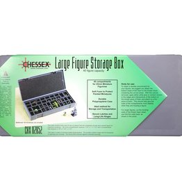 Chessex Figure Storage Box LG 40ct