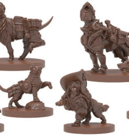 Steamforged Games Dungeons and Doggies V.3