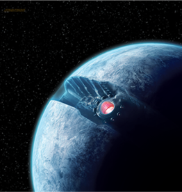 Star Wars X-Wing 1.0 Starkiller Base Playmat