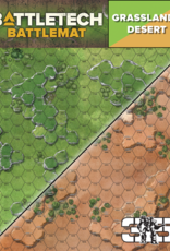 Catalyst BattleTech Battle Mat: Grasslands Desert