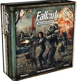 Modiphius Fallout: Wasteland Warfare: Starter Set