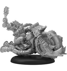 Privateer Press Riot Quest Helga on Wheels Scout Class