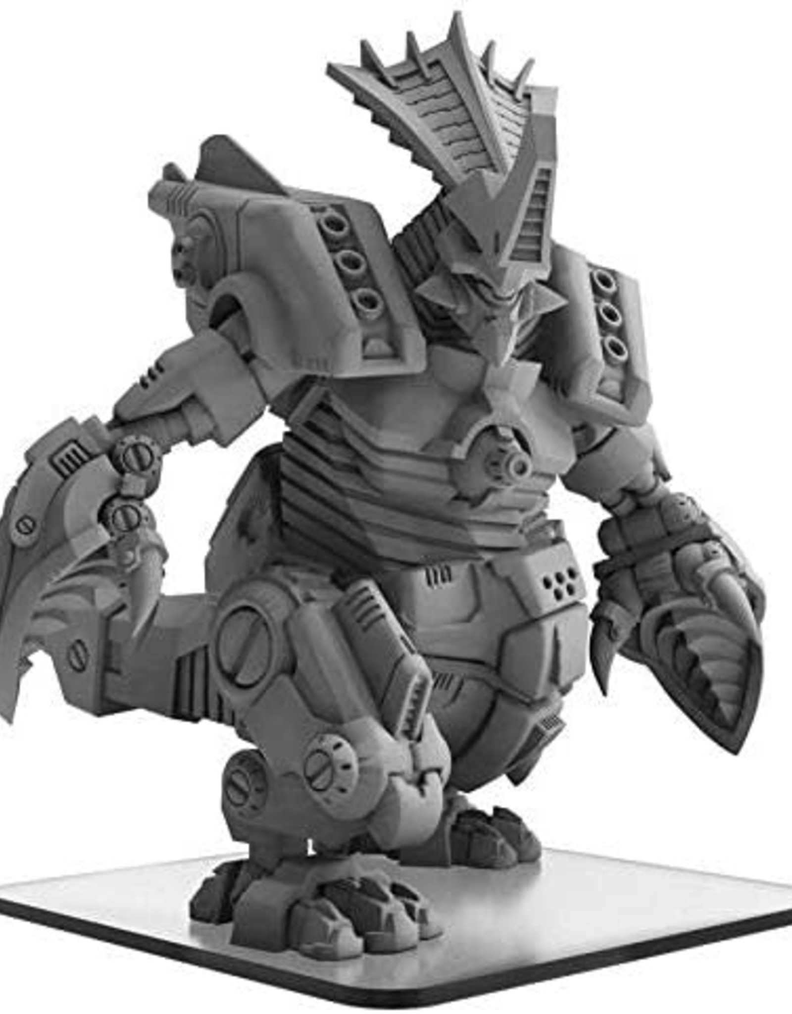 Privateer Press Monsterpocalypse Gorghadratron