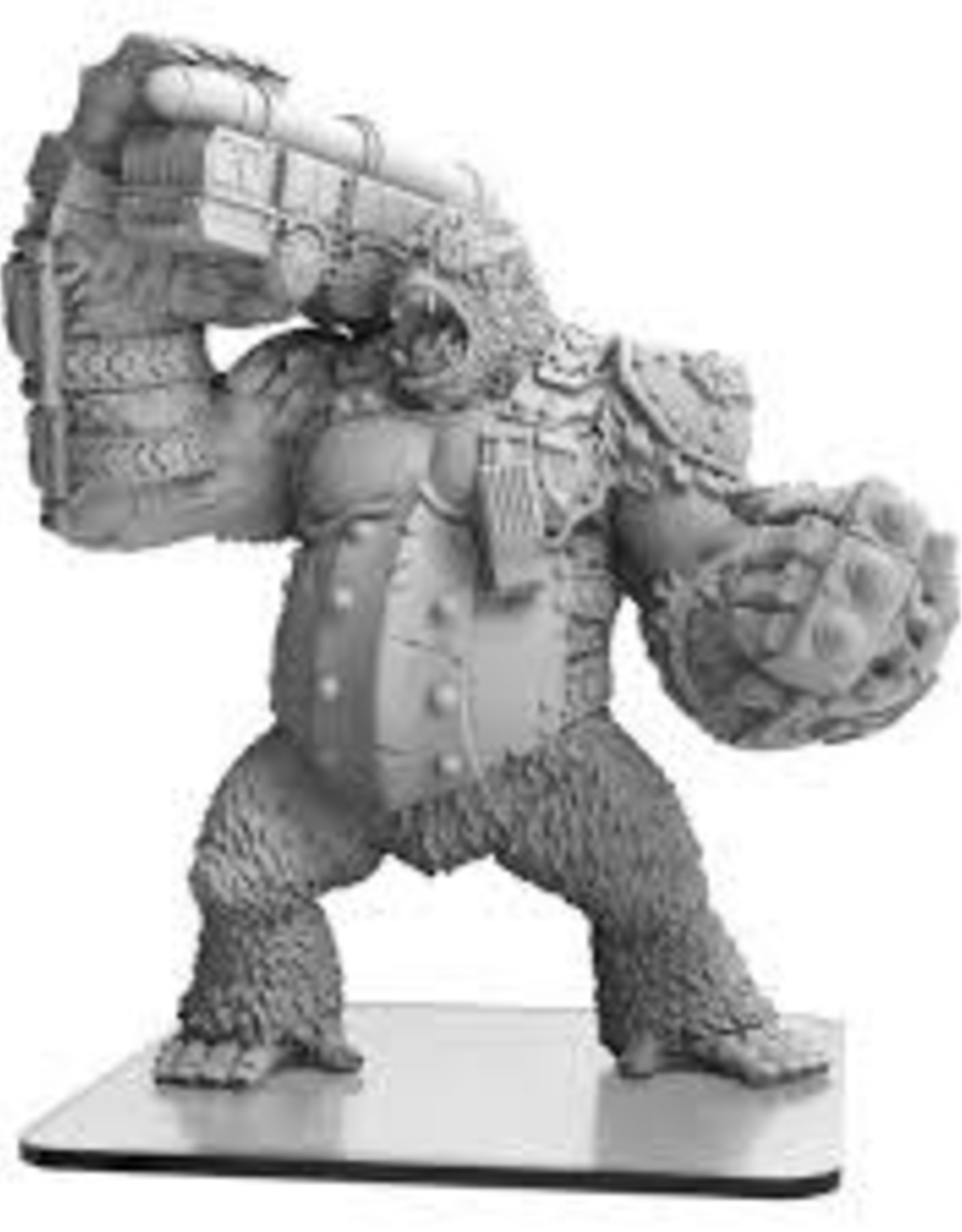 Privateer Press Monsterpocalypse General Hondo