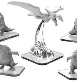 Privateer Press Monsterpocalypse Bellowers & Pteradactix