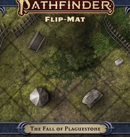 PAIZO Pathfinder Flip-Mat: The Fall of Plaguestone