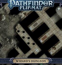 PAIZO Pathfinder Flip-Mat: Wizard's Dungeon