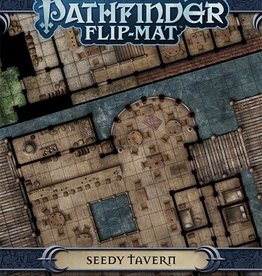 PAIZO Pathfinder Flip-Mat: Seedy Tavern