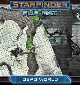 PAIZO Starfinder Flip-Mat: Dead World