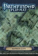 PAIZO Pathfinder Flip-Mat: Sunken City