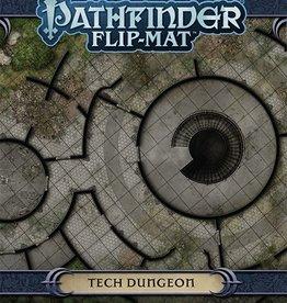 PAIZO Pathfinder Flip-Mat: Tech Dungeon