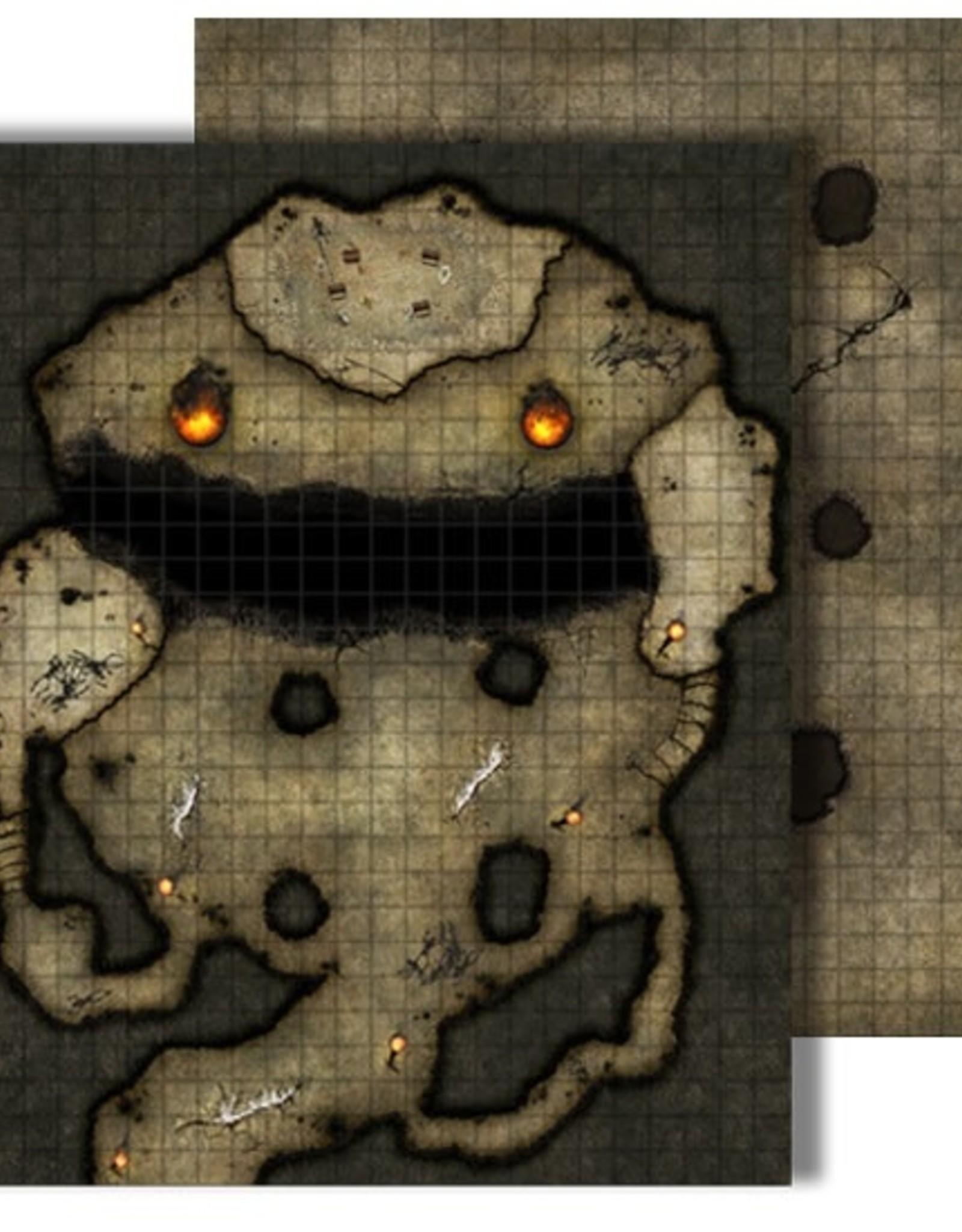 PAIZO Pathfinder Flip-Mat Classics: Dragon's Lair