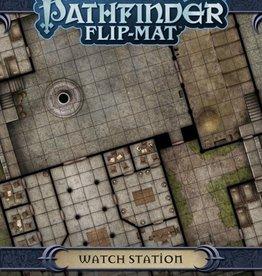 PAIZO Pathfinder Flip-Mat: Watch Station