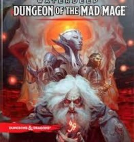 Wizards of the Coast D&D 5th: Waterdeep Dungeon of the Mad Mage