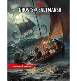 Wizards of the Coast D&D 5th: Ghosts of Saltmarsh