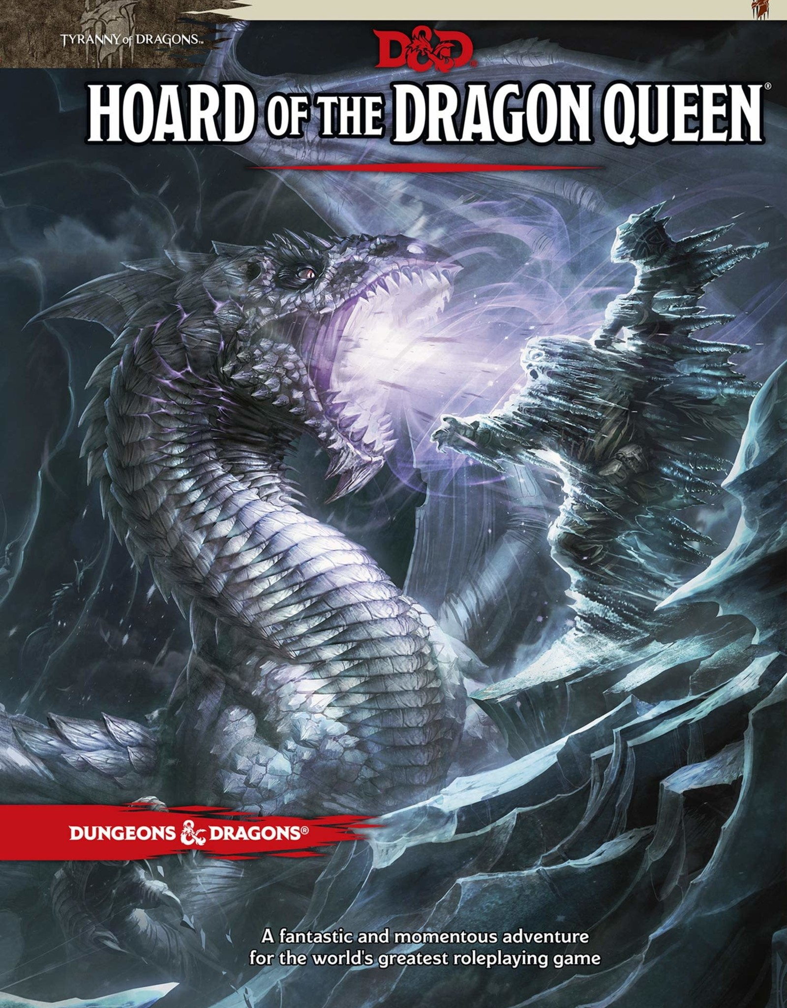 Wizards of the Coast D&D 5th: Hoard of the Dragon Queen