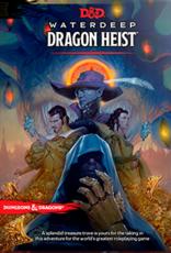Wizards of the Coast D&D 5th: Waterdeep Dragon Heist