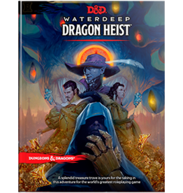 Wizards of the Coast D&D 5th: Waterdeep Dragon Heist