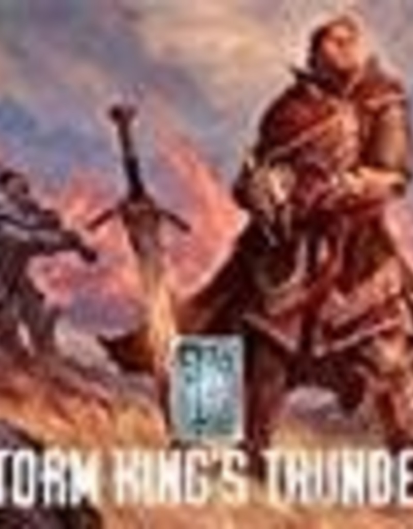 Gale Force 9 D&D 5th: DM Screen Storm King's Thunder