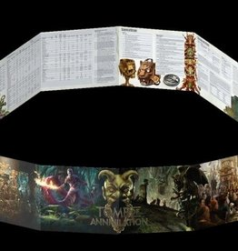 Gale Force 9 D&D 5th: DM Screen Tomb of Annihilation