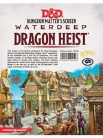 Gale Force 9 D&D 5th: DM Screen Waterdeep Dragon Heist