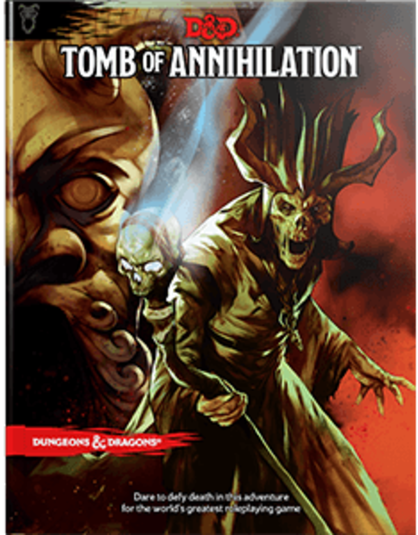 Wizards of the Coast D&D 5th: Tomb of Annihilation