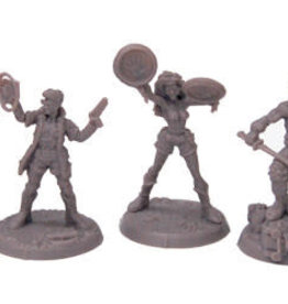 Catalyst Shadowrun: Prime Runner Minis