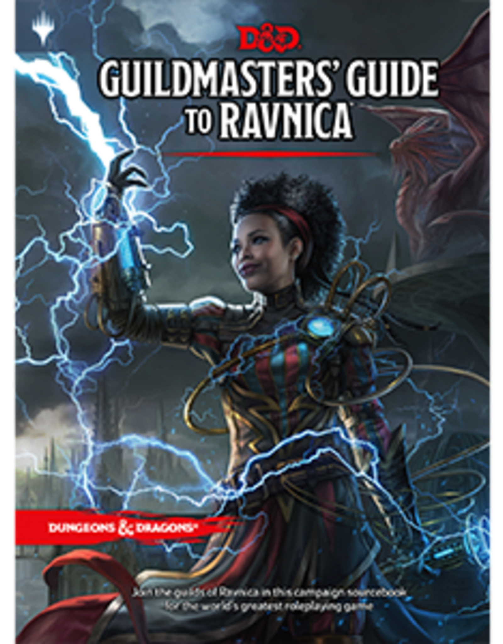 Wizards of the Coast D&D 5th: Guildmaster's Guide to Ravnica
