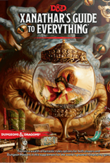 Wizards of the Coast D&D 5th: Xanathar's Guide to Everything