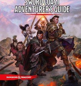 Wizards of the Coast D&D 5th: Sword Coast Adventurer's Guide