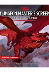 Wizards of the Coast D&D 5th: DM Screen Reincarnated